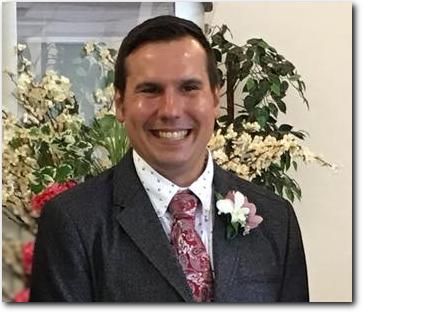 Pastor Jonathan Gascoyne